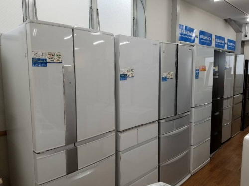 中古冷蔵庫のトレファク藤沢