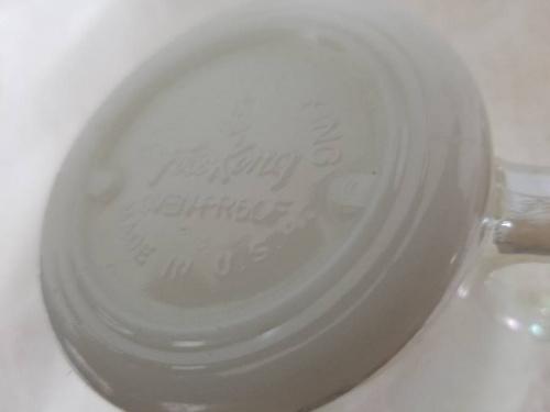 ファイヤーキングのマグカップ