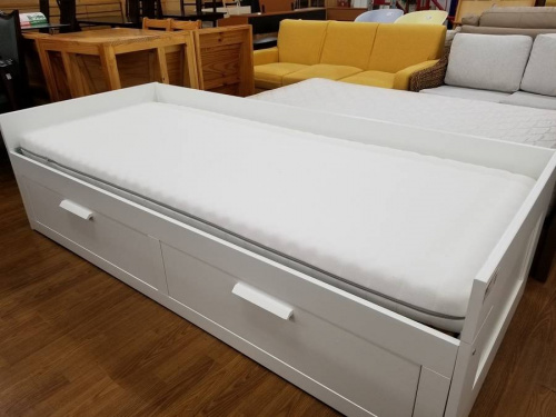 中古家具の中古ベッド