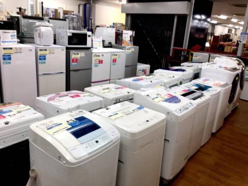 藤沢 中古 洗濯機