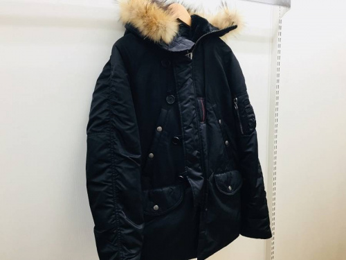 AVIREXの藤沢 中古ジャケット
