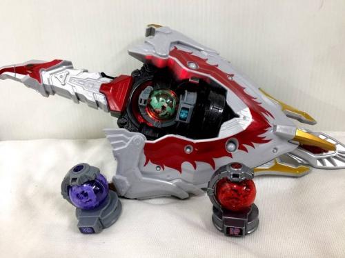 DXギガントホウホウの宇宙戦隊キュウレンジャー