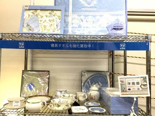 藤沢 買取 食器の藤沢 中古買取