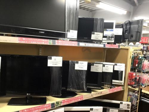 Blu-rayレコーダーのテレビ