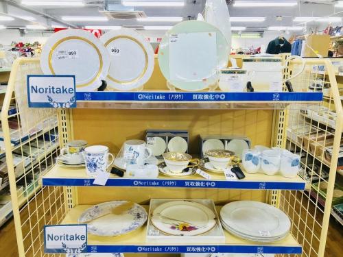 ノリタケの藤沢 洋食器