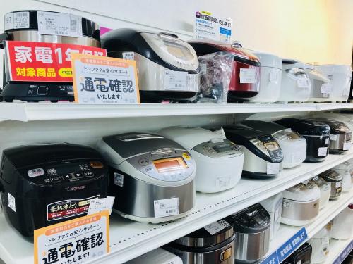 炊飯器の買取 炊飯器