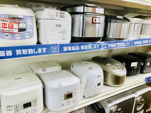 買取 炊飯器の湘南藤沢情報