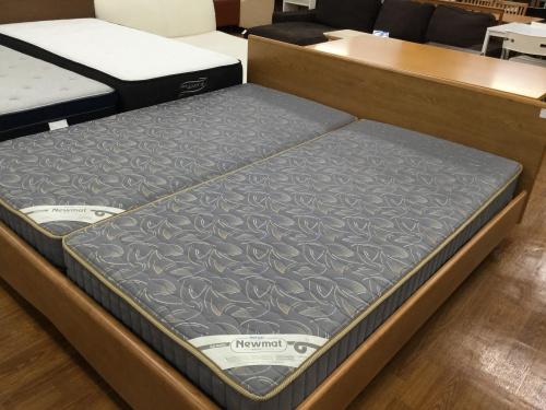 karimokuのベッド