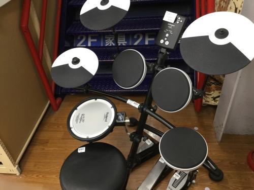楽器 中古の電子ドラム 中古