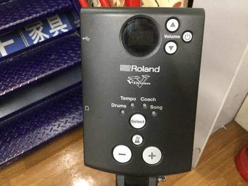 電子ドラム 中古のROLAND(ローランド)