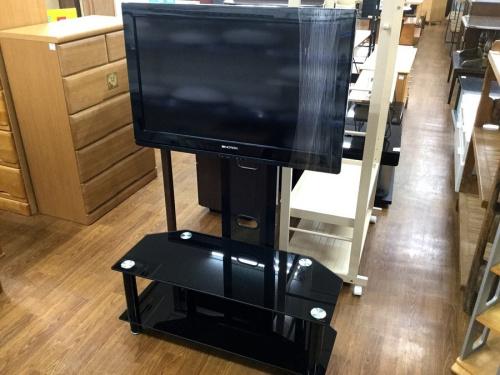 液晶テレビの買取 家具