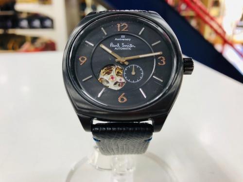 腕時計 ポールスミス PaulSmithの藤沢 腕時計 クォーツ 中古 買取
