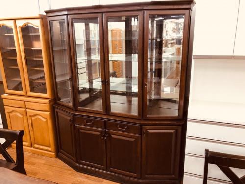 家具 マルニ木工のカップボード・食器棚