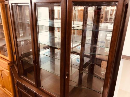 カップボード・食器棚の藤沢 カップボード 食器棚 マルニ木工 中古 買取