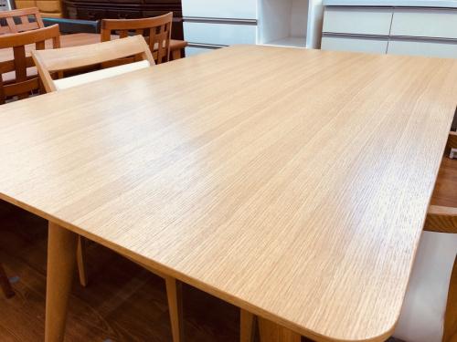 ダイニングテーブル ダイニングセットの藤沢 家具 ダイニング 大塚家具 中古 買取