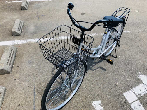 自転車 ママチャリの藤沢 自転車 中古 買取