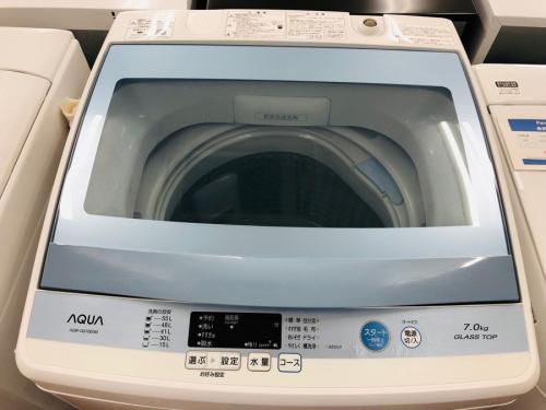 洗濯機 アクア AQUAの藤沢 洗濯機 中古 買取