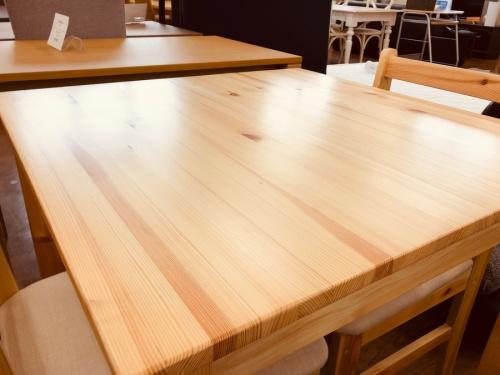 ダイニングテーブル ダイニングセットの藤沢 家具 ダイニング ナディア 中古 買取