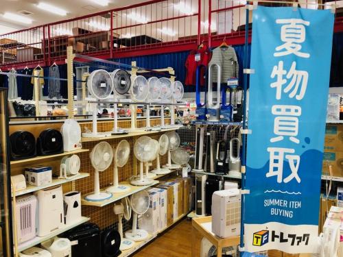 季節家電 ダイソンの扇風機 冷風扇 エアコン