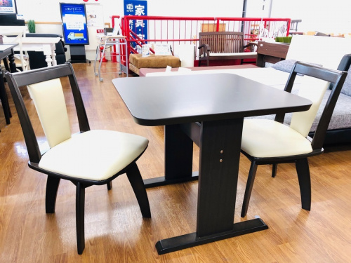 家具 ニトリのダイニングテーブル ダイニングセット