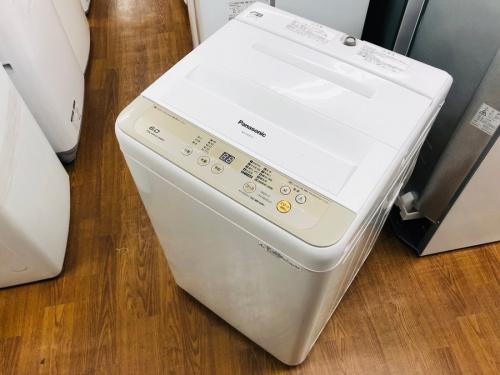 生活家電の洗濯機 パナソニック Panasonic
