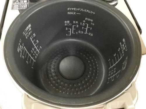 Panasonic(パナソニック)の炊飯器