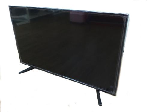 デジタル家電 4K 黒モノのテレビ 液晶テレビ