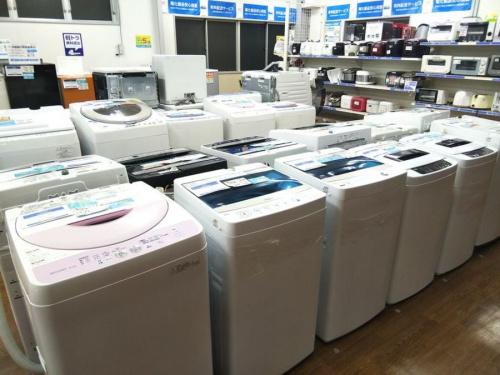 藤沢 中古 洗濯機の湘南藤沢情報