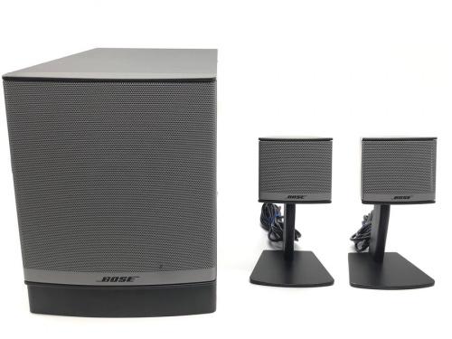 デジタル家電 BOSE ボーズのオーディオ スピーカーセット