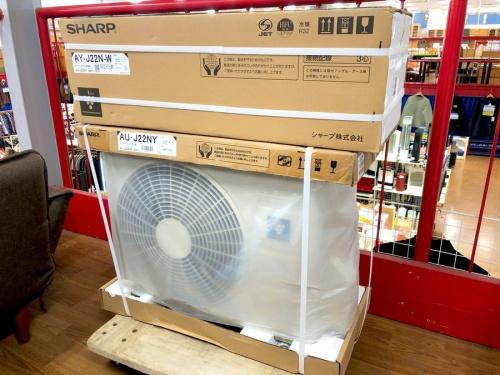エアコンの暖房器具