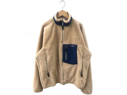 メンズファッションのフリースジャケット