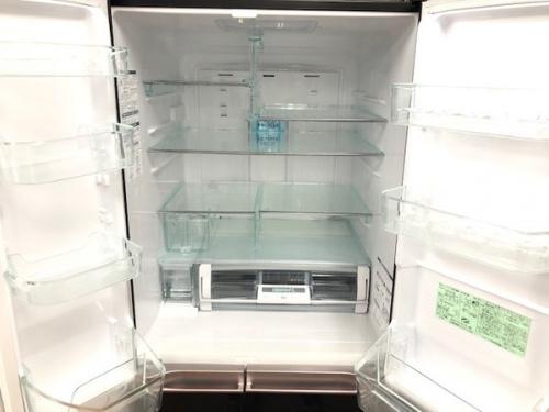 冷蔵庫 6ドアの日立 HITACHI