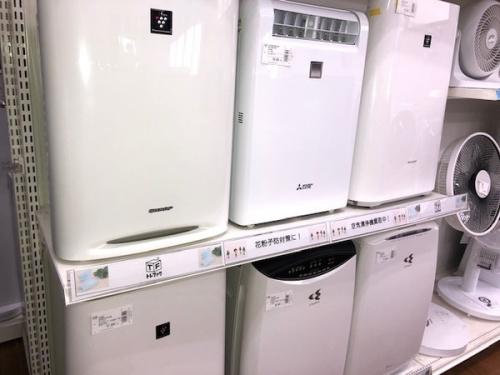 湘南 藤沢 空気清浄機 中古 買取の湘南藤沢情報