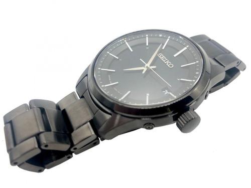 腕時計 SEIKOの藤沢 腕時計 ソーラー充電 中古 買取