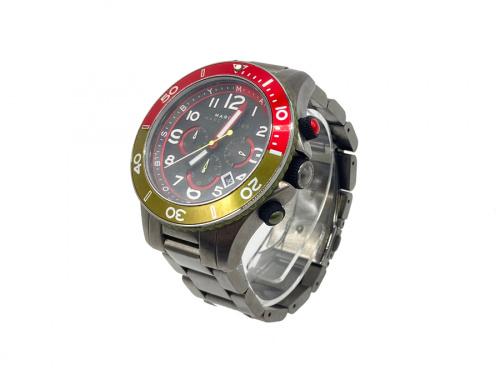 腕時計のMarc by Marc Jacobs