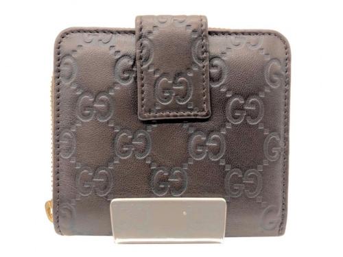 レディースファッションの2つ折り財布