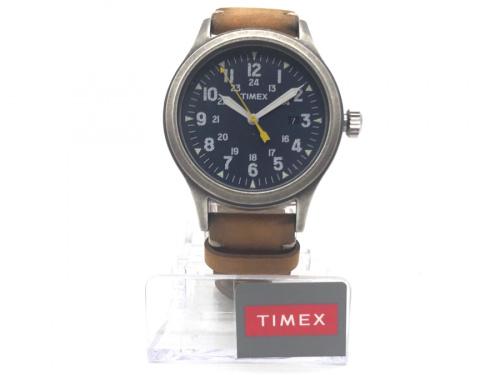 腕時計のTIMEX