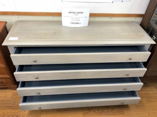ARTEM JAPAN (アルテムジャパン)のBrodia drawer(ブローディア ドロワー)