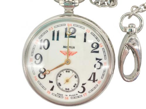 懐中時計のMolnija モルニヤ