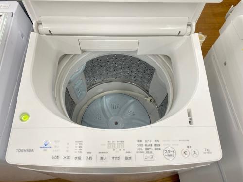 洗濯機のTOSHIBA(東芝)