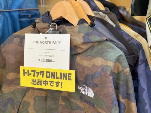 メンズファッションのTHE NORTH FACE(ザノースフェイス)