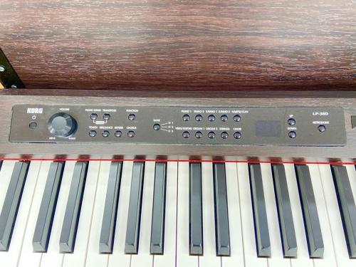 鍵盤楽器のKORG