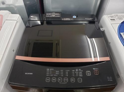 全自動洗濯機のIRIS OHYAMA