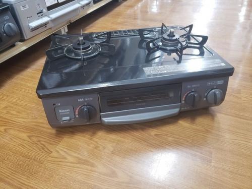 生活家電のガステーブル