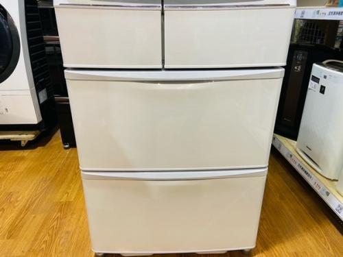 5ドア冷蔵庫のSHARP(シャープ)
