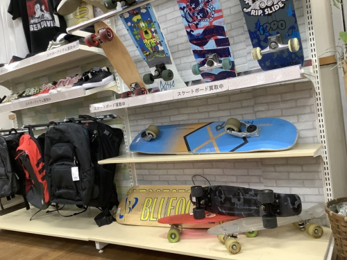 ロングスケートボードのトレファク藤沢