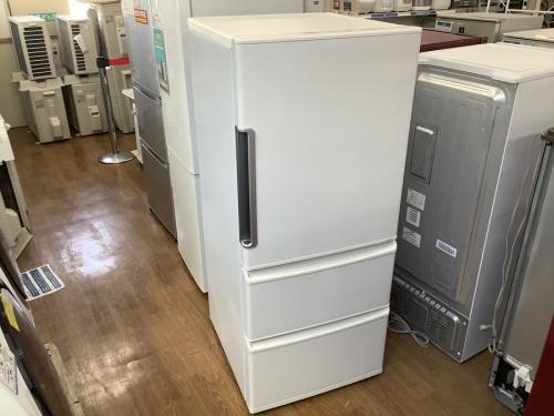生活家電の冷蔵庫 AQUA