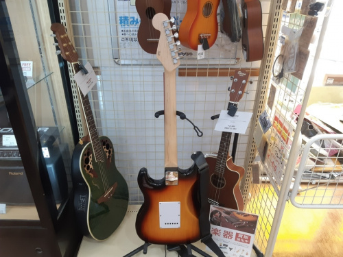 エレキギターのBUSKER'S BST-3TS