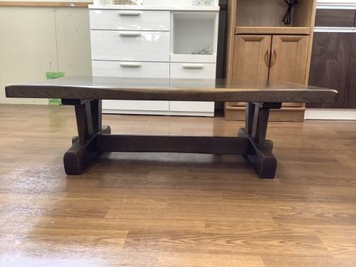 家具 中古 藤沢のローテーブル