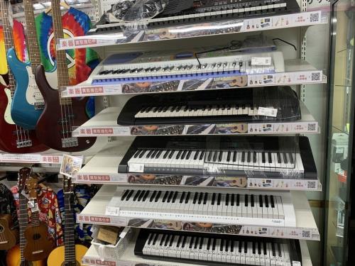 電子ピアノのトレファク藤沢